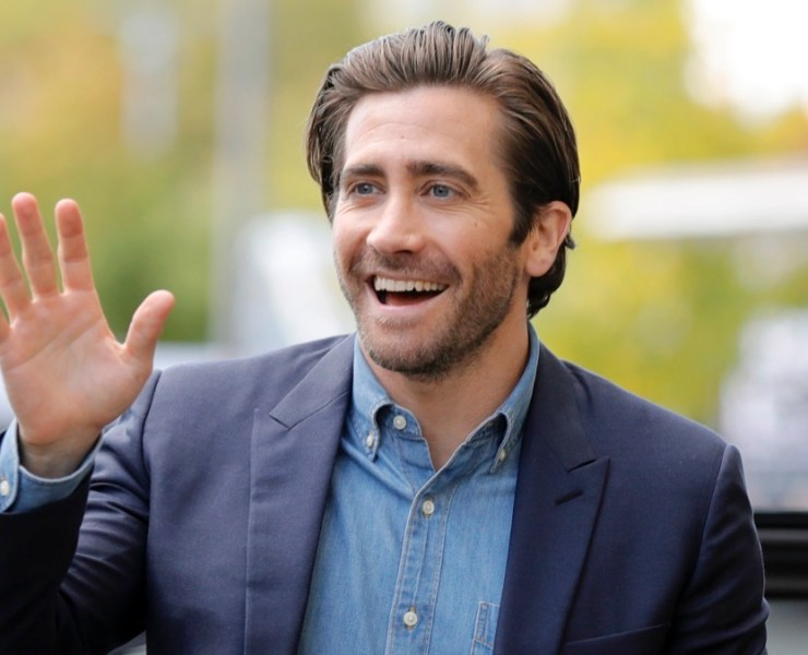 Jake Gyllenhaal 'Stronger' Press Conference - 13th Zurich Film Festival