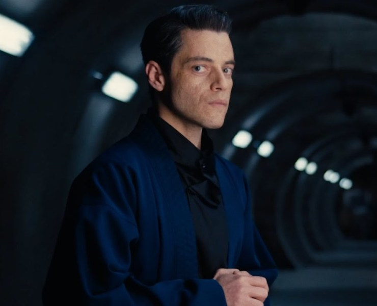 Meet Rami Malek's No Time to Die Villain Safin