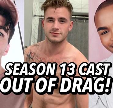 RuPauls Drag Race Season 13 queens