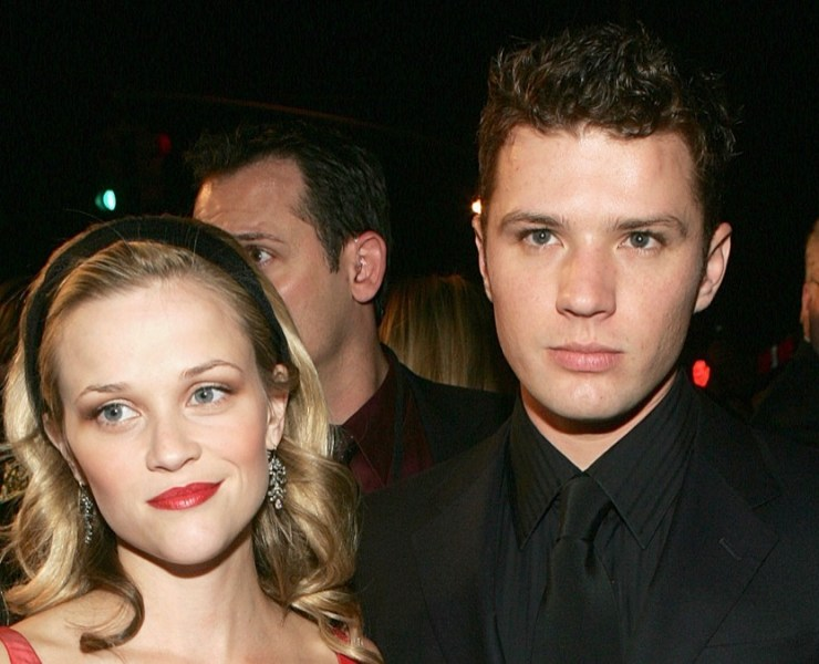 """Reese Witherspoon and Ryan Phillippe20th Century Fox Premiere Of """"Walk The Line"""""""