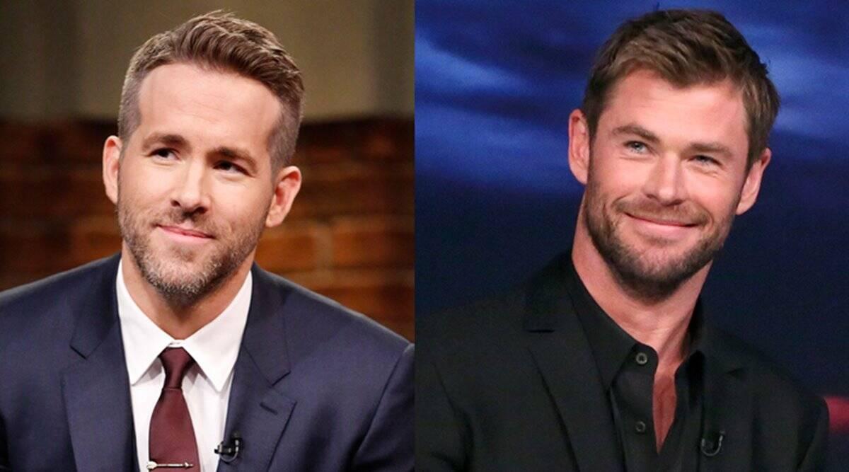 Ryan Reynolds Chris Hemsworth