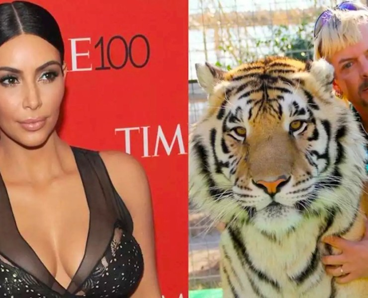 Joe Exotic seeks help from Kim Kardashian for presidential pardon from Trump