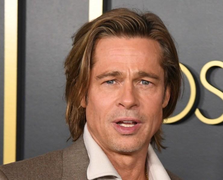 Brad Pitt 92nd Oscars Nominees Luncheon - Arrivals