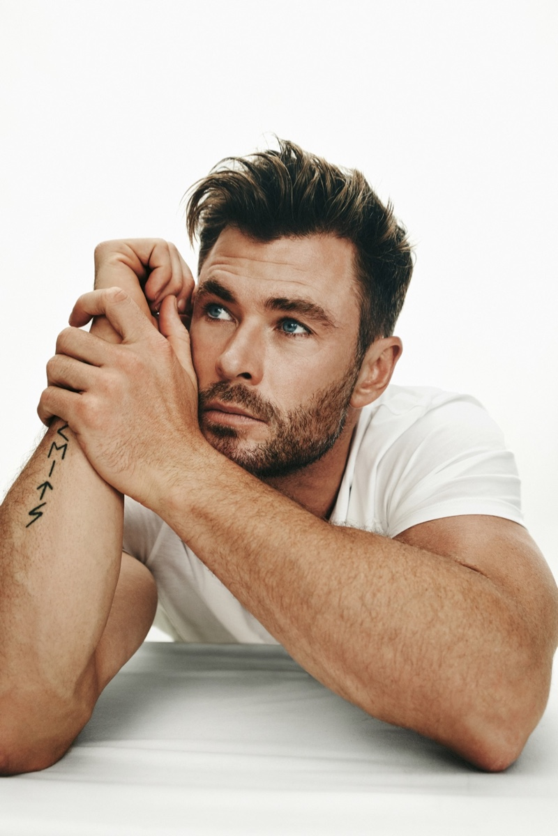 Chris Hemsworth for BOSS