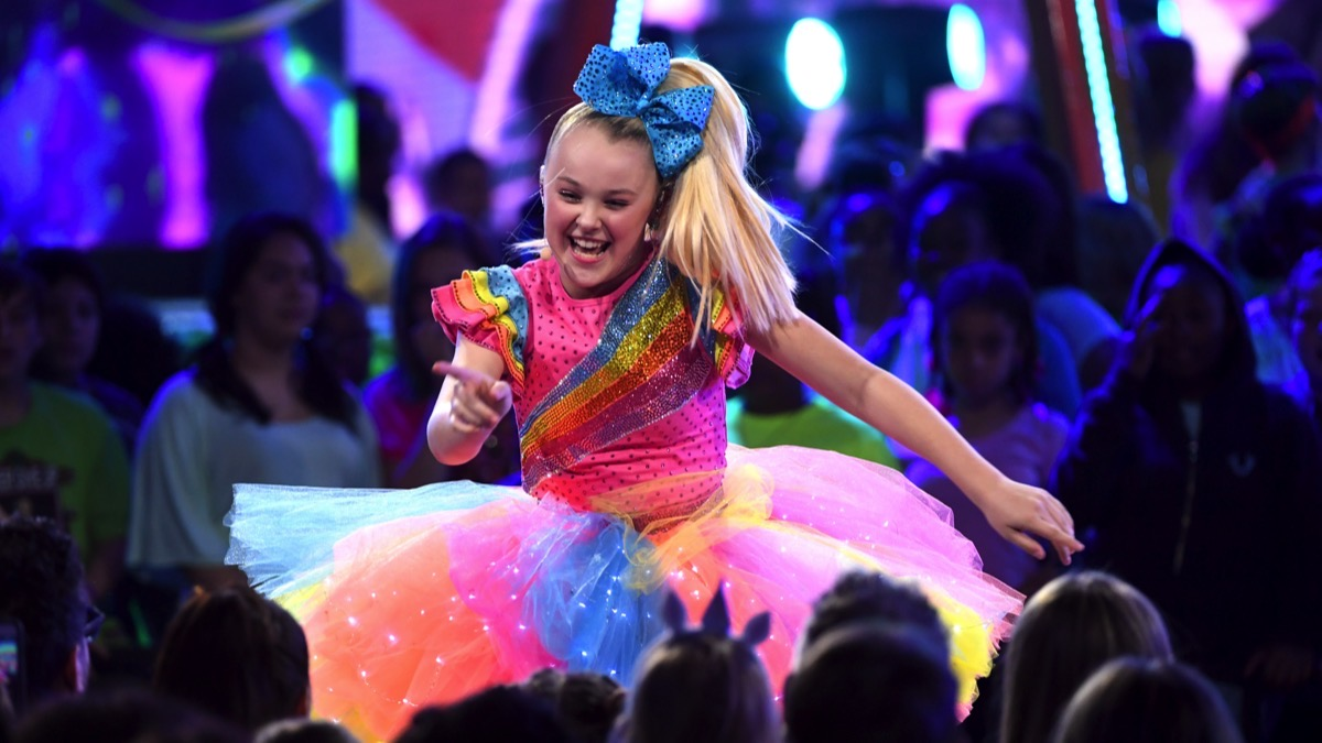 JoJo Siwa Nickelodeon's 2018 Kids' Choice Awards - Show