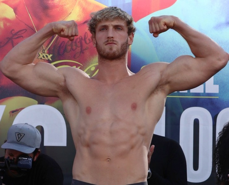 KSI VS. Logan Paul 2 - Weigh-In