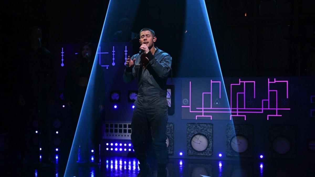 Nick Jonas Saturday Night Live