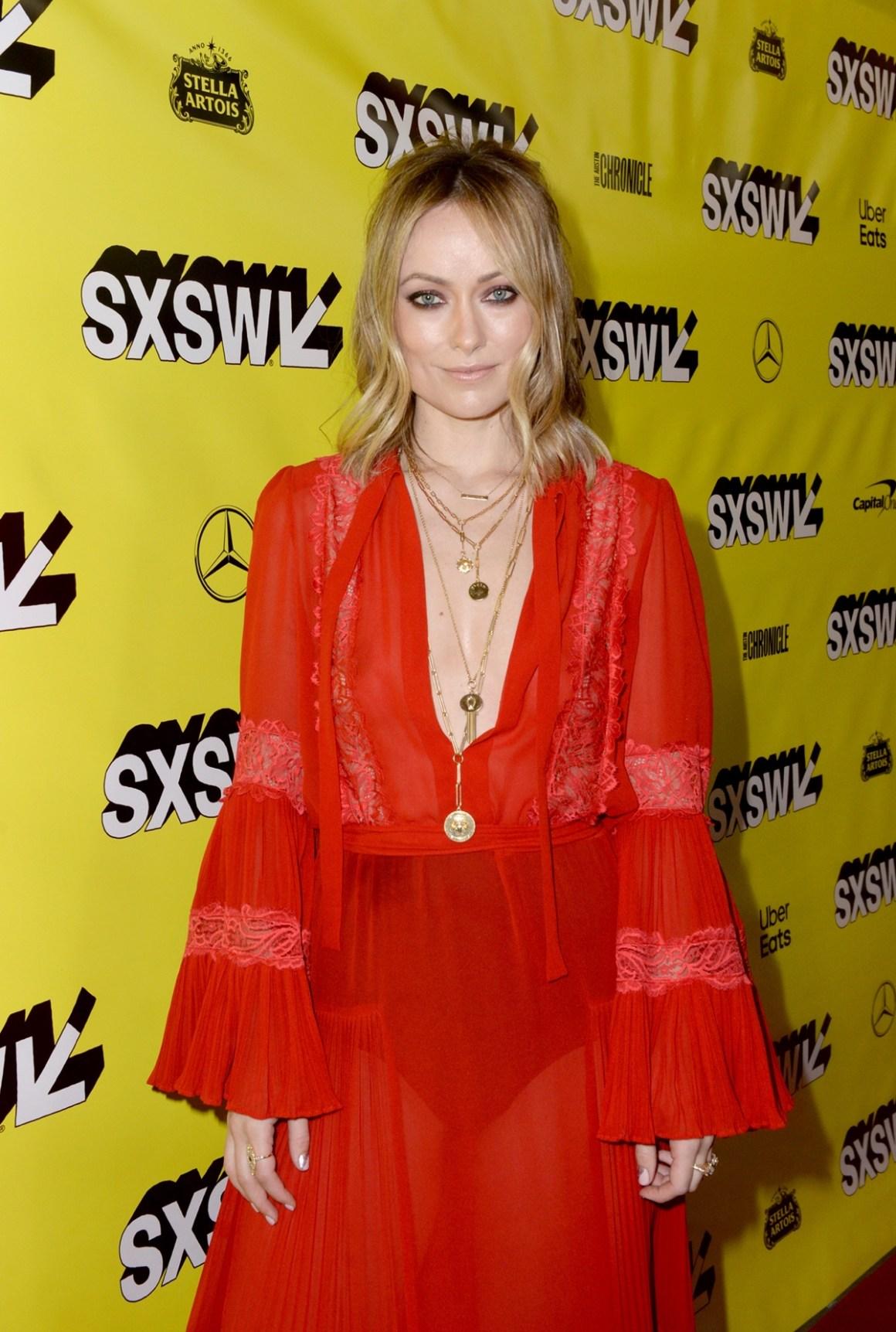 "Olivia Wilde ""BOOKSMART"" World Premiere - SXSW Film Festival - Austin, TX"