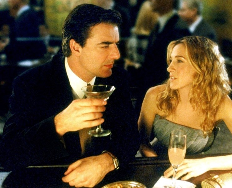 Mr. Big in the Sex and the City