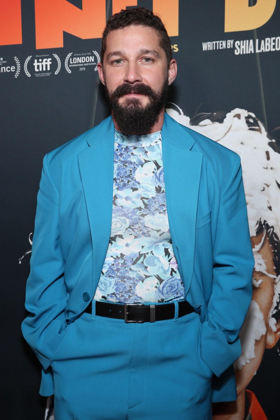 "Shia LaBeouf Premiere Of Amazon Studios ""Honey Boy"" - Red Carpet"