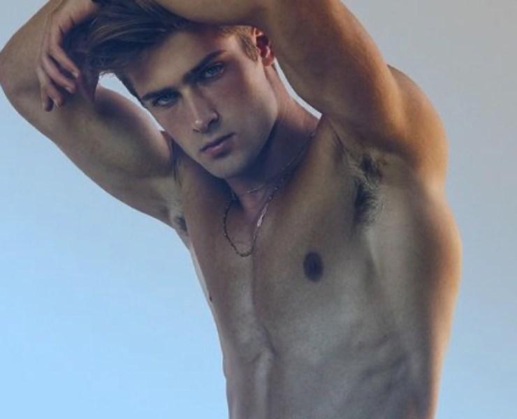 model Wyatt Engeman