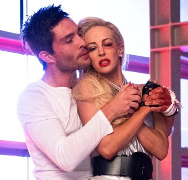Louise Linton and Ed Westwick's Me, You, Madness