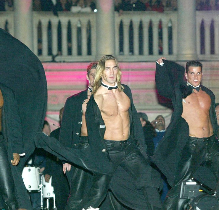 The Chippendales America's Party
