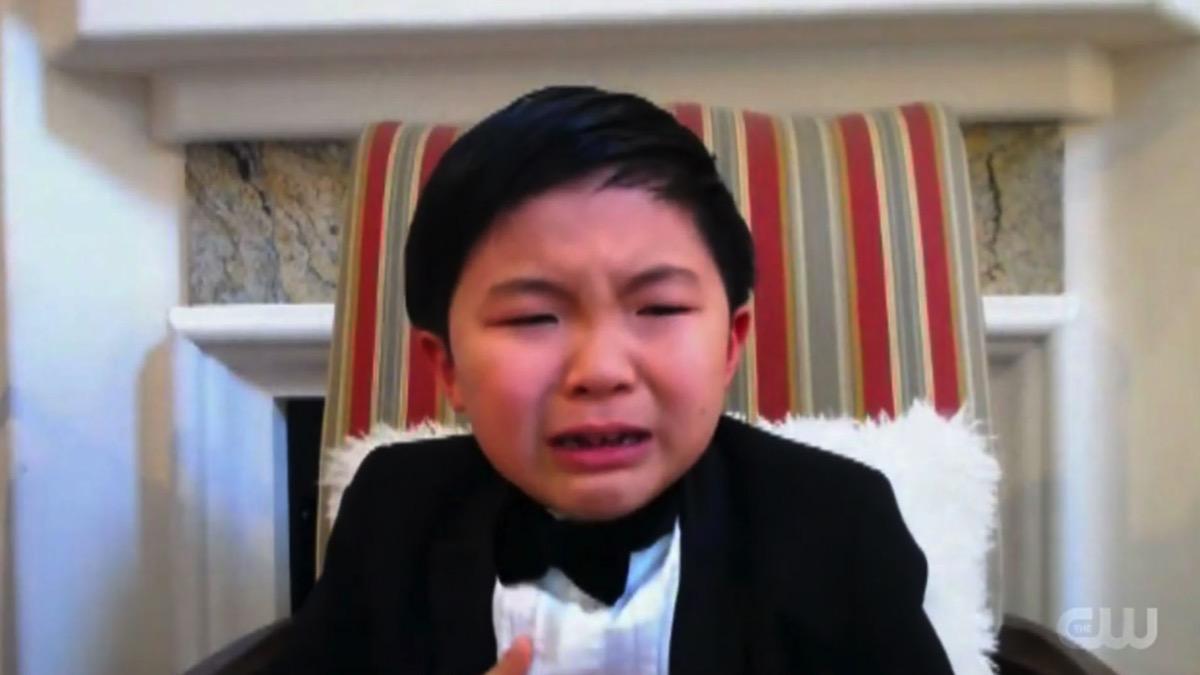 Alan Kim gives the cutest tearful Critics Choice Awards acceptance speech
