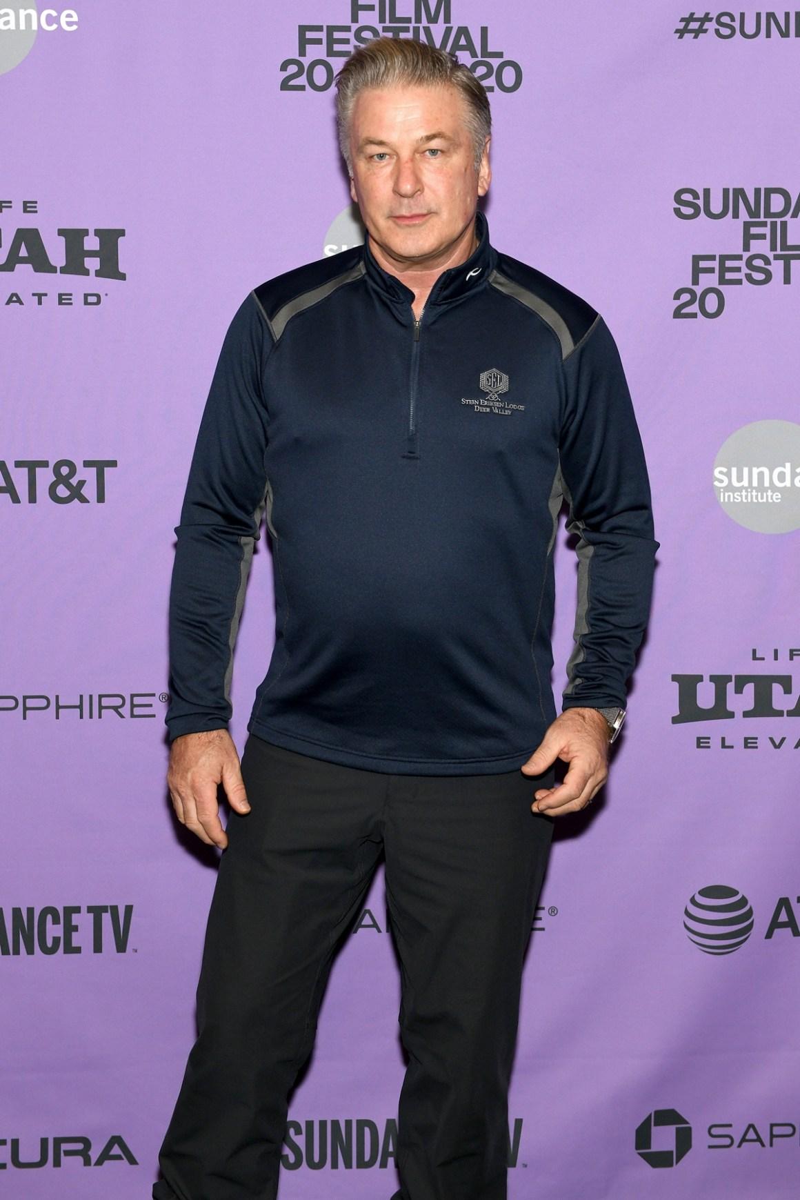 "Alec Baldwin 2020 Sundance Film Festival - ""Beast Beast"" Premiere"