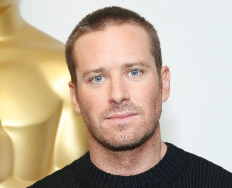 Armie Hammer The Academy Of Motion Pictures Arts & Sciences Hosts An Official Academy Screening Of 'On The Basis Of Sex'