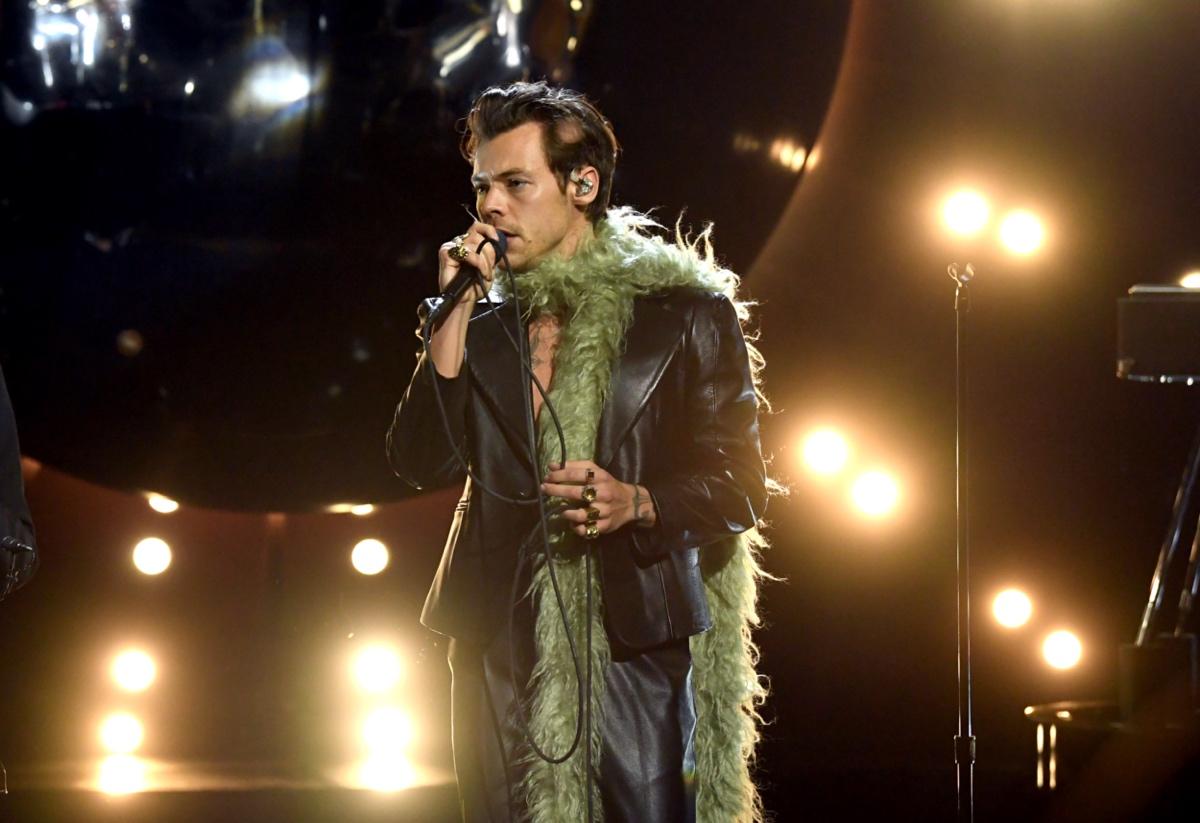 Harry Styles 63rd Annual GRAMMY Awards Telecast