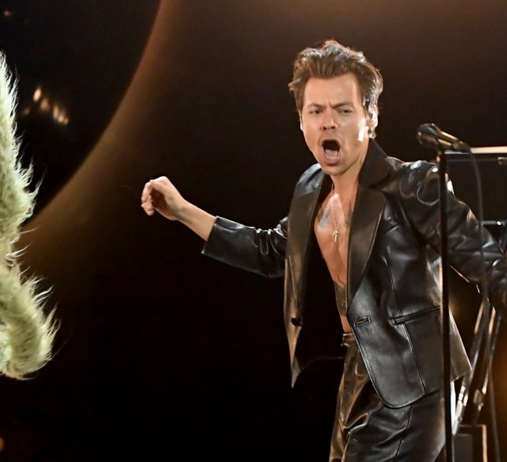 Harry Styles 63rd Annual GRAMMY Awards Telecast