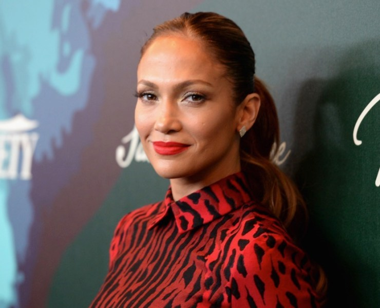 Jennifer Lopez 2014 Variety Power Of Women Presented By Lifetime - Arrivals