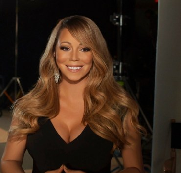 Mariah Carey Records New Single For Disney Film Soundtrack