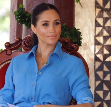 Meghan Markle The Duke And Duchess Of Sussex Visit Tonga - Day 2