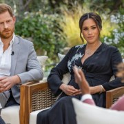 Oprah With Meghan Markle And Prince Harry