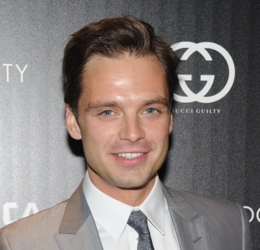"""Sebastian Stan The Cinema Society & Gucci Guilty Host A Screening Of Marvel's """"Captain America: The Winter Soldier"""" - Arrivals"""