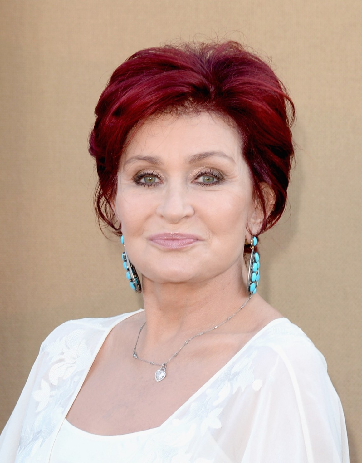 Sharon Osbourne CW, CBS And Showtime 2013 Summer TCA Party - Red Carpet
