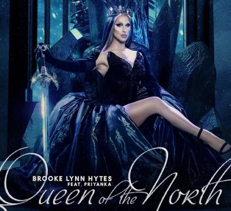 Brooke Lynn Hytes is the Queen of the North
