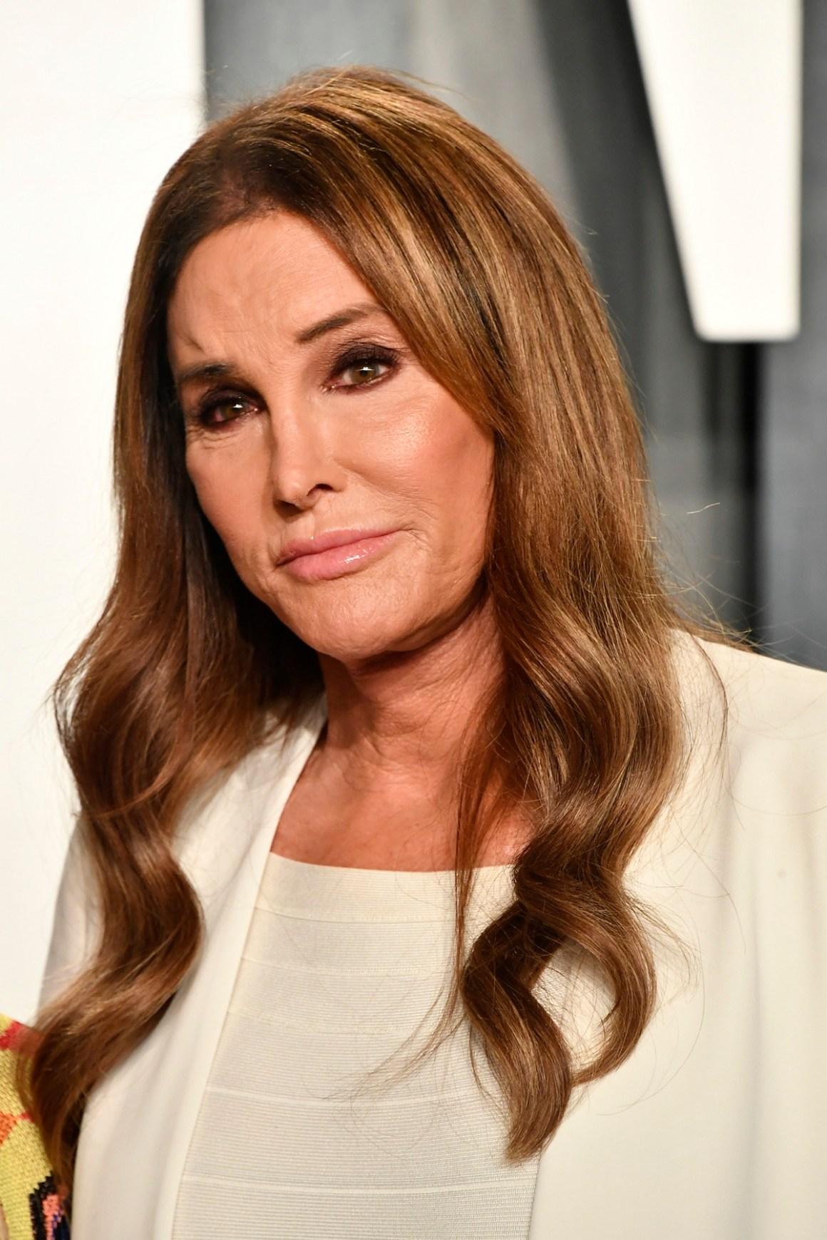 Caitlyn Jenner 2020 Vanity Fair Oscar Party Hosted By Radhika Jones - Arrivals