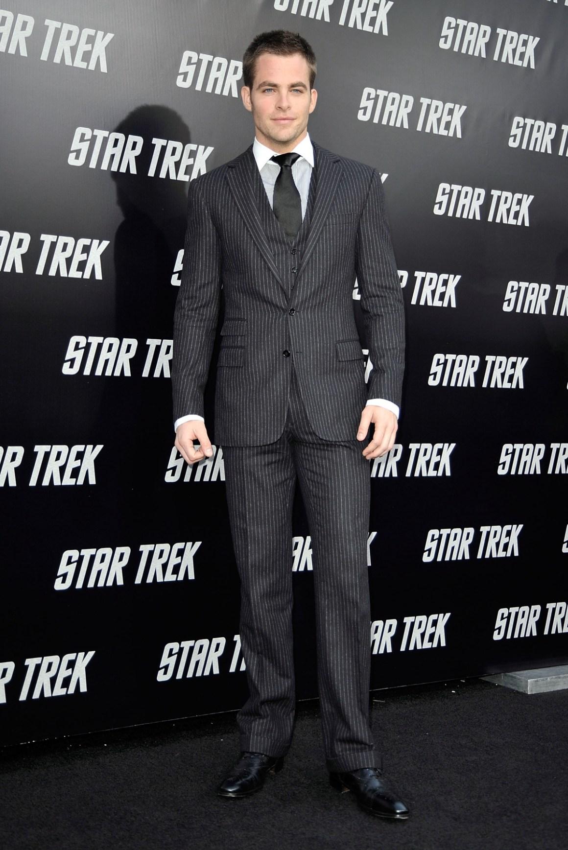 "Chris Pine Premiere Of Paramount's ""Star Trek"" - Arrivals"