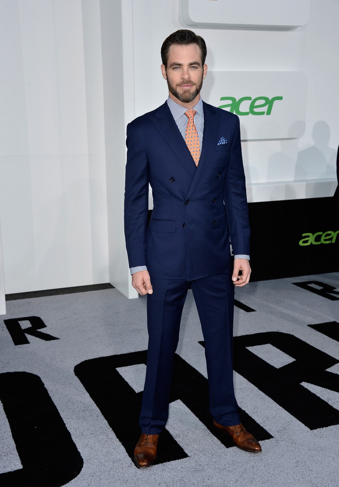 """Chris Pine Premiere Of Paramount Pictures' """"Star Trek Into Darkness"""" - Arrivals"""