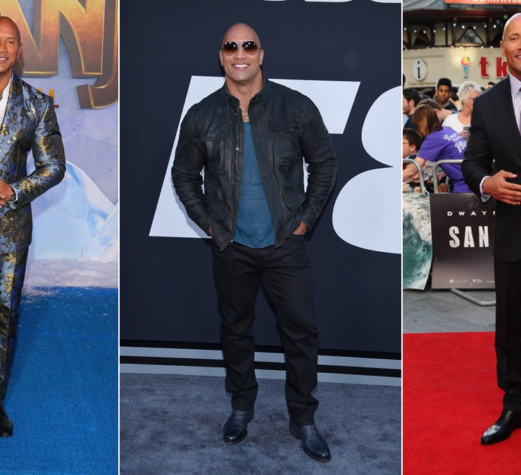 SL's 10 favorite Dwayne Johnson red carpet pics