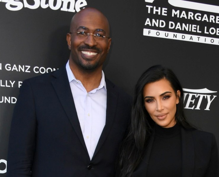 Kim Kardashian and Van Jones Variety And Rolling Stone Co-Host 1st Annual Criminal Justice Reform Summit