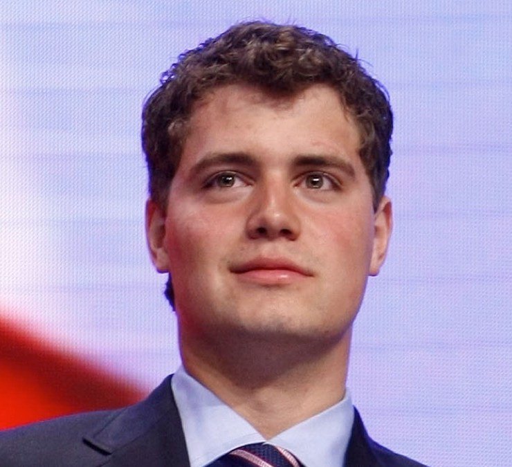 Levi Johnston 2008 Republican National Convention: Day 3