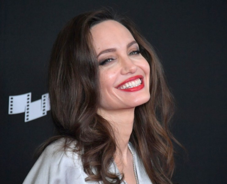 Angelina Jolie 21st Annual Hollywood Film Awards - Arrivals