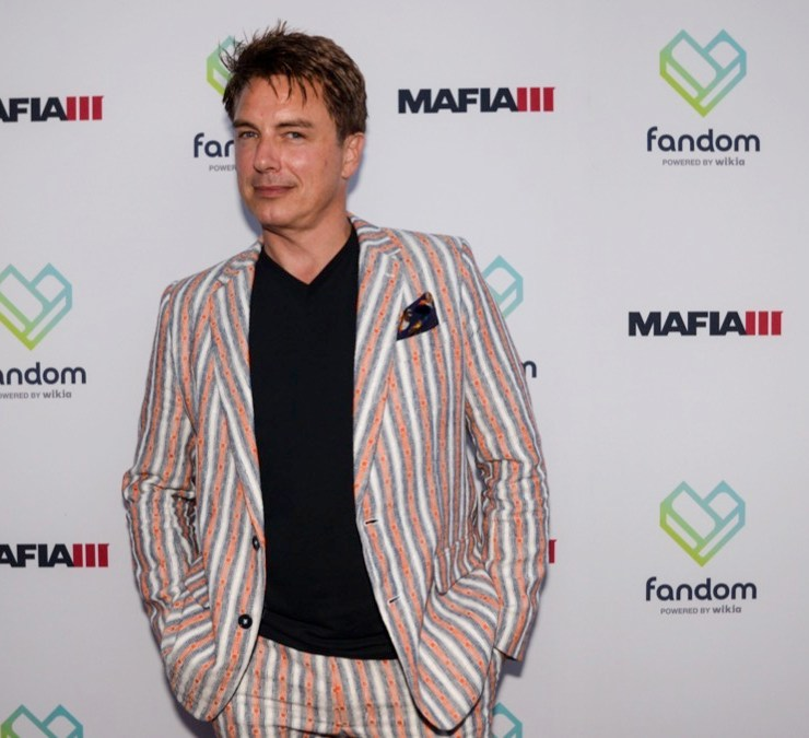 John Barrowman Fandom Powered By Wikia/Mafia III Comic-Con Party