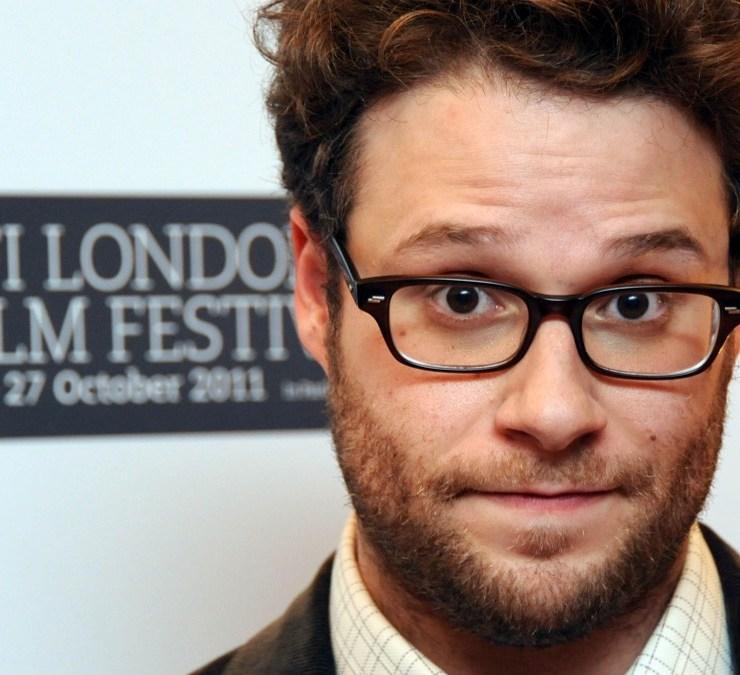 Seth Rogen 50/50 - Premiere:55th BFI London Film Festival