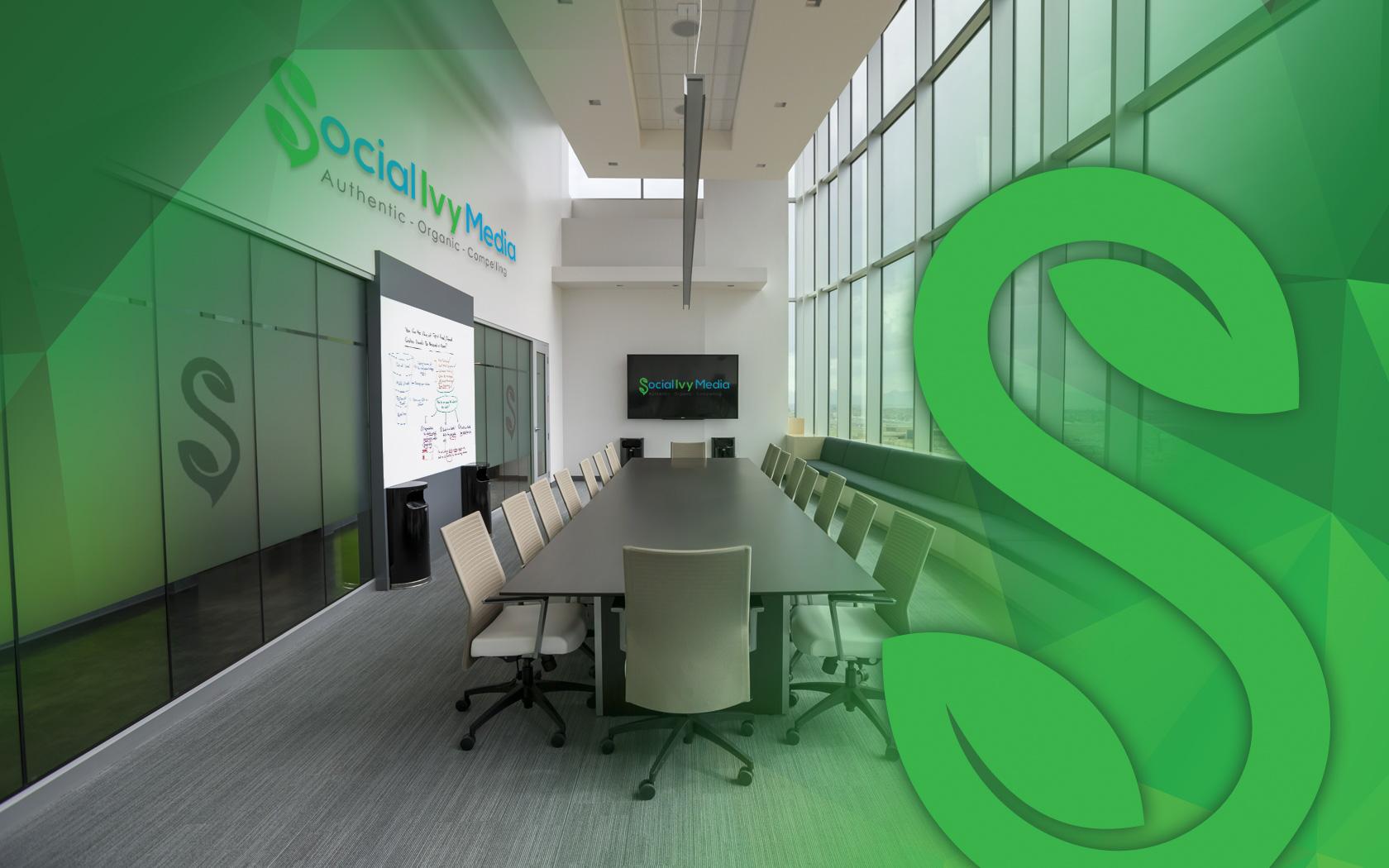 Social Ivy Media Home Office