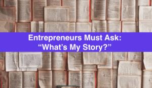 Story Marketing Entrepreneurs