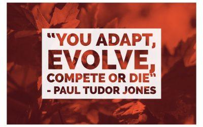 Business Change? Adapt or Die. Like Solar.