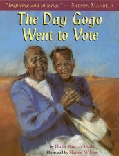 The Day Gogo Went to Vote Book Cover
