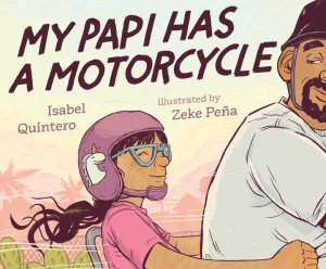 My Papi Has a Motorcycle link to Powells.com