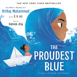 The Proudest Blue link to Powell's Books