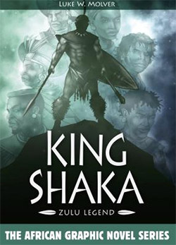 King Shaka book image and link to Powells.com
