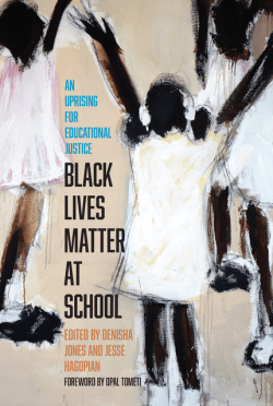 link to the book Black Lives Matter at School on Bookshop.org