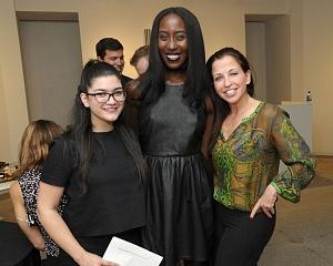 Bianca Salvadore, Lacrown Johnson, Wendy Diamond