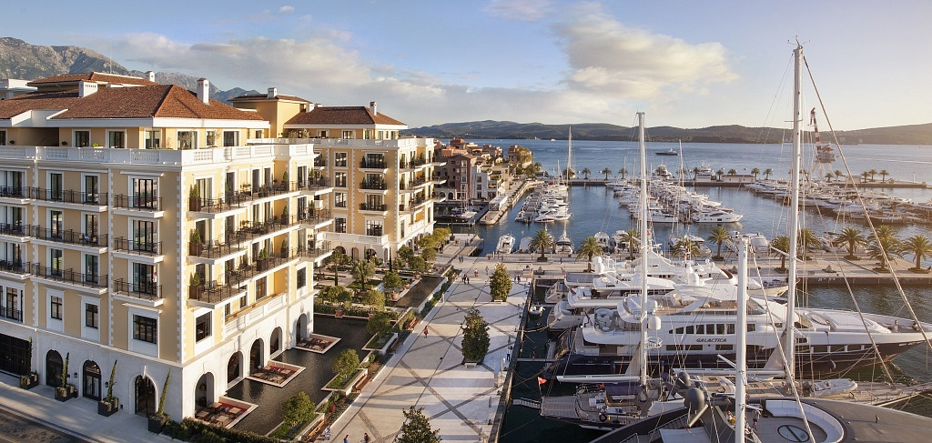 The Opulent Regent Porto Montenegro