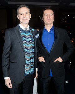 Jorge Daniel Veneciano, Patrick Schumacher
