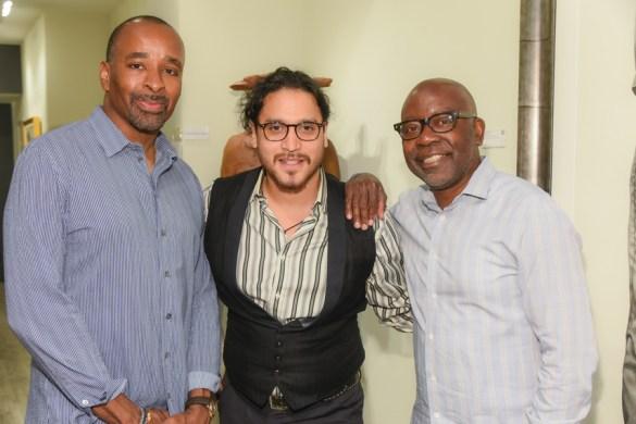 M. Sabir Ward, MAGO, Larry Satterfield